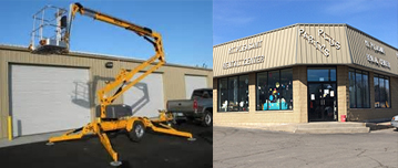 Mt. Pleasant Rental Center is proud to provide rental equipment to the Mid-Michigan area.